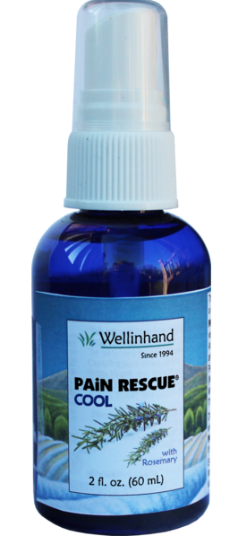 Image of Pain Rescue Cool Spray