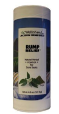 Image of Rump Relief Drying Powder for Sore Seats