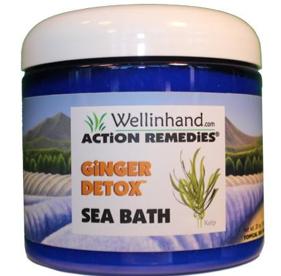 Image of Seat Bath Ginger Detox