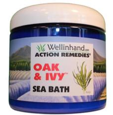 Image of Seat Bath Oak & Ivy