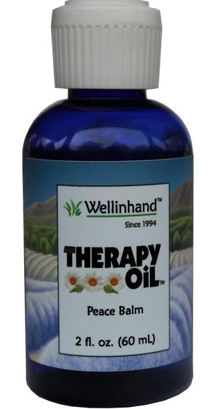 Image of Therapy Oil (unbreakable bottle)