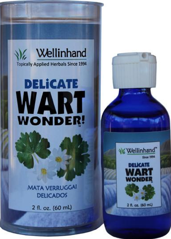 Image of Wart Wonder Delicate Places