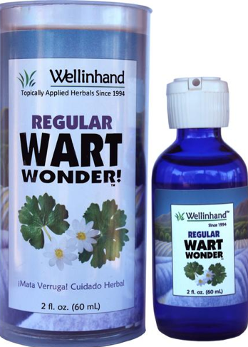 Image of Wart Wonder Refular Strength