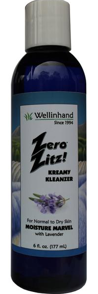 Image of Zero Zitz! Kreamy Kleanzer Moisture Marvel
