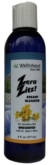 Image of Zero Zitz! Kreamy Kleanzer Unscented