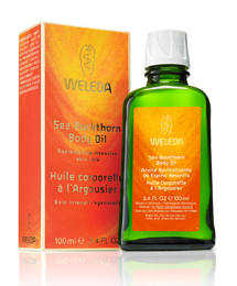 Image of Sea Buckthorn Body Oil