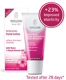 Image of Wild Rose Renewing Facial Lotion