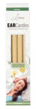 Image of Ear Candles Beeswax Herbal
