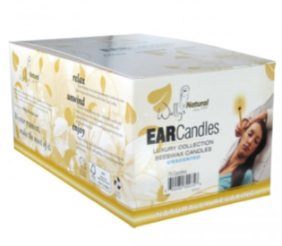 Image of Ear Candles Beeswax Unscented