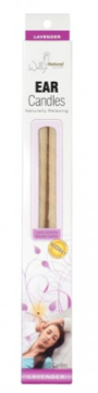 Image of Ear Candles Beeswax Lavender
