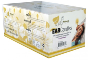 Image of Ear Candles Paraffin Lavender