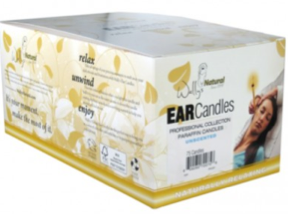 Image of Ear Candles Paraffin Unscented