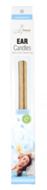 Image of Ear Candles Soy Blend Unscented