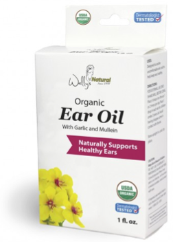 Image of Organic Ear Oil