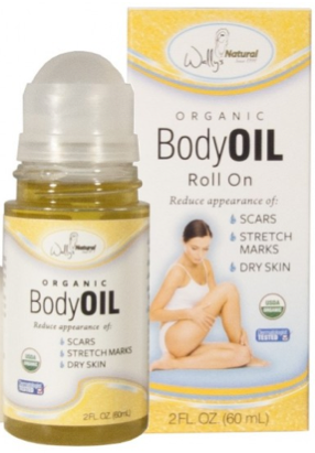 Image of Organic Body Oil Roll-On