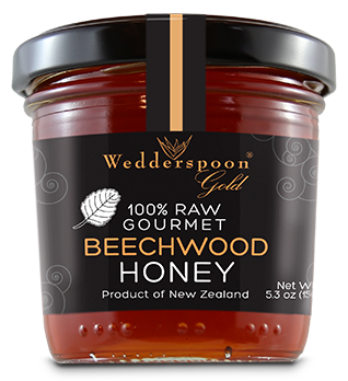 Image of 100% Raw Honey Beechwood