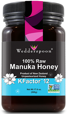 Image of 100% Raw Manuka Honey KFactor 12