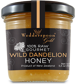 Image of 100% Raw Honey Wild Dandelion