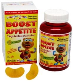 Image of Boost Appetite Vegetarian Gummies