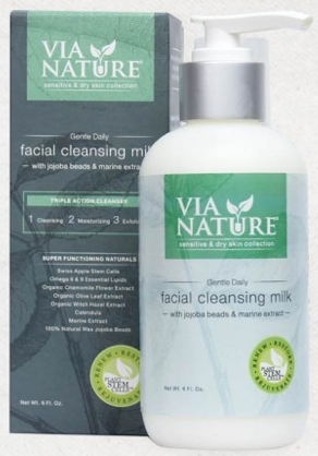 Image of Gentle Daily Facial Cleansing Milk
