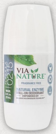 Image of Deodorant Roll-On Fragrance Free