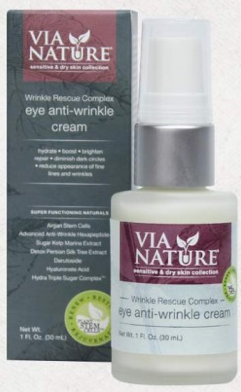 Image of Wrinkle Rescue Complex Eye Anti-Wrinkle Cream