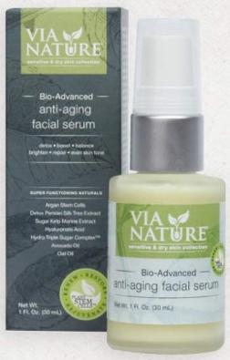 Image of Bio-Advanced Anti-Aging Facial Serum