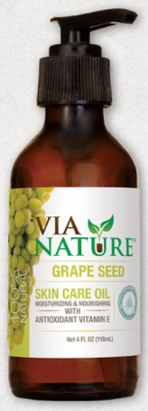 Image of Skin Care Oil Grape Seed