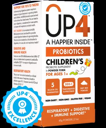 Image of UP4 Children's Probiotics Powder 5 Billion
