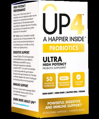 Image of UP4 Ultra Probiotics 50 Billion