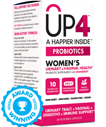 Image of UP4 Women's Probiotics 10 Billion