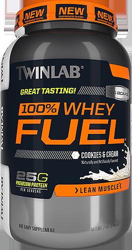 Image of Whey Fuel Powder Cookies 'n Cream