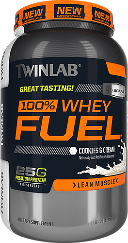 Image of 100% Whey Protein Fuel Powder Strawberry
