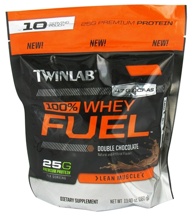 Image of 100% Whey Protein Fuel Powder Chocolate