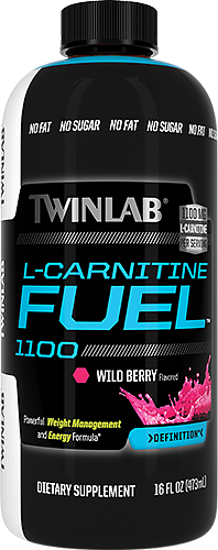 Image of L-Carnitine Fuel 1500 Liquid Wildberry