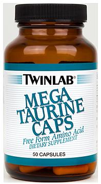 Image of Mega Taurine Caps 1,000 mg