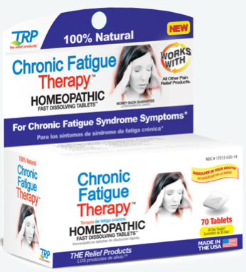 Image of Chronic Fatigue Therapy Homeopathic Sublingual