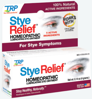 how to use stye eye ointment