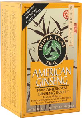 Image of American Ginseng Tea