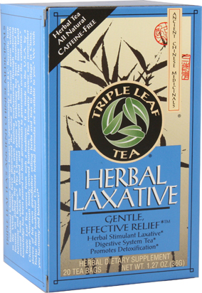 Image of Herbal Laxative Tea