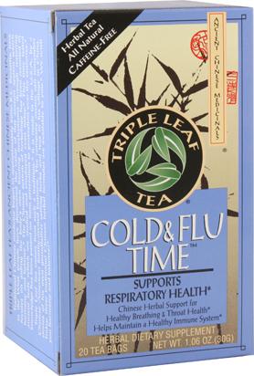 Image of Cold & Flu Time Tea