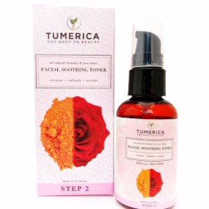 Image of Facial Soothing Toner Step 2