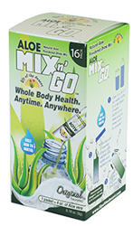 Image of Aloe Mix n Go Packets Original
