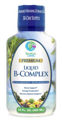 Image of Liquid B-Complex