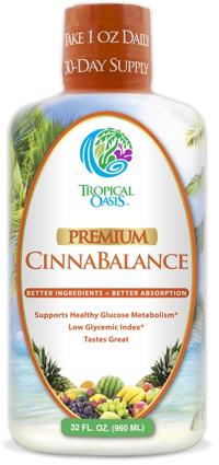 Image of Cinnablance Liquid (Glucose Metabolism)