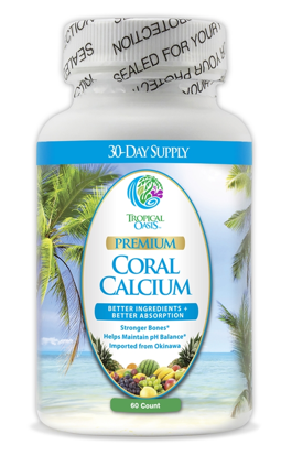 Image of Coral Clacium Capsule