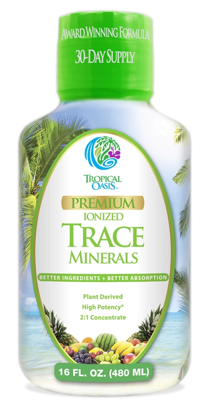 Image of Ionized Trace Minerals Liquid