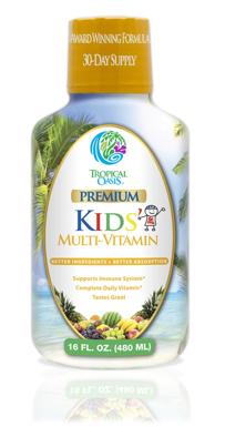 Image of Kids Mult-Vitamin Liquid