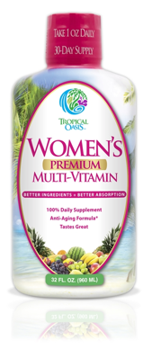 Image of Women's Premium Multi-Vitamin Liquid