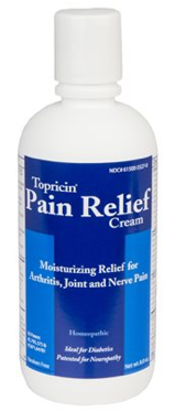 Image of Topricin Pain Relief Cream